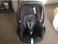 Maxi- Cosi car seat for birth to 13kg