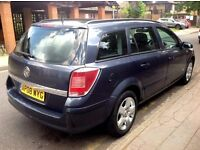 Vauxhall Astra estate. Late 2008/9. Diesel. Immaculate condition inside & out. Excellent family car.