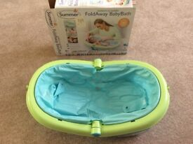 Kiddicare Folding Baby Bath