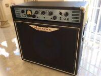 Ashdown ABM evo 11-300 Bass rig