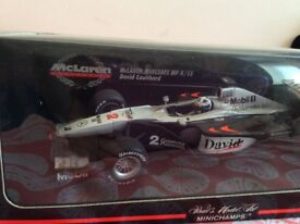 F1 Minichamps cars. Most are in original box exceot 2! Good condition.