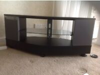 Panasonic TV Stand with built in speakers