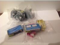 HP 920 XL cartridges, black, blue, magenta and yellow, as new