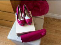 Jacques vert shoes/ bag
