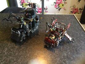 warhammer 40k ork troops