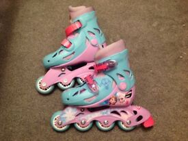 Frozen rollerblades - good condition