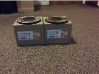"""4.5"""" metal grinding disks"""