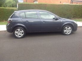 VAUXHALL ASTRA 1.4 61k IMMACULATE TEL 07759173342