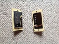 Nice Set Of Epiphone Pickups
