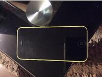 IPhone 5c 16gb unlocked to all network. Good condition