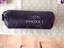 OEX Phoxx 1 Man Backpacking Tent