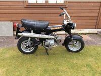 Honda monkey bike st70