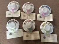 Aynsley Fine Bone China Summer Flowers collection Compton & Woodhouse