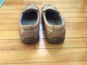 MENS SKECHERS LEATHER SLIP ONS SHOES West Island Greater Montréal image 5