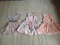 Next Girls Dress Bundle 3-4 Years