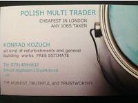 POLISH MULTITRADER CHEAPEST IN LONDON !!!