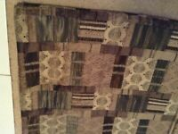 Heavy curtain fabric to make curtains or upholster
