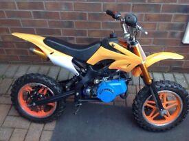 Mini moto dirt bike motorbike motorcycle