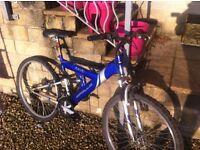 mountain bike,spares or repair