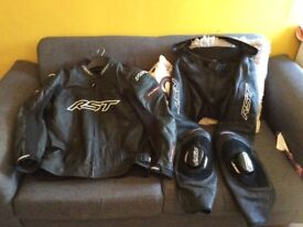 Rst motor cycle leathers
