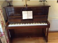Durand upright piano