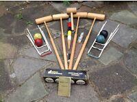 Croquet Set - Jaques of London