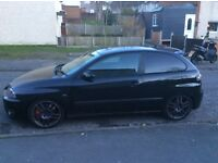 Seat Ibiza cupra edition 1.8 20v turbo