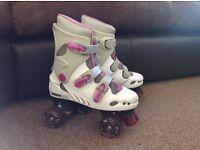 Phoenix quad girls roller skates
