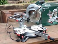 Metabo KGS254M Sliding Mitre Saw 240v