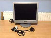 "MEDION LCD MONITOR 15"" Md 30105"