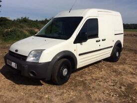 Ford Transit Connect T230 LX for sale. No VAT . Low mileage,56000. 12 months MOT