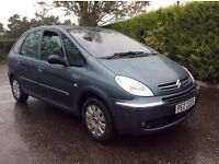 Citroen xsara Picasso 2007 1.6 hdi mot July 2017 good condition nephew timing belts fitted