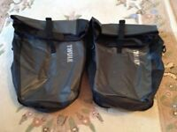 Pair of Pannier Bags by Thule of Sweden