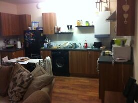 1bed flat looking for 2 bed house