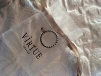 Set of three Virtue stacking rings