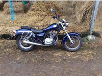 Suzuki marauder gz 125