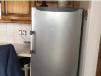 Large fridge silver