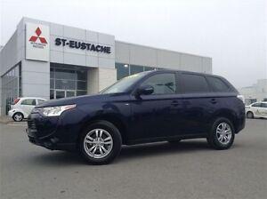 2014 Mitsubishi Outlander SE **V6**AWC/4X4**BLUETOOTH**7 PASSAGE