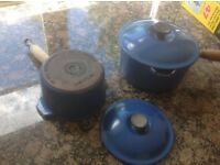 Iron / le creuset made in France