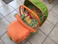 Mothercare activity rocker