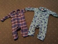 6-12 month baby romper suits