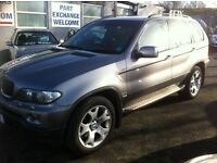 \\ JUST ARRIVED // 04 BMW X5 3.0 DIESEL SPORT, FSH, 147000 MILES,