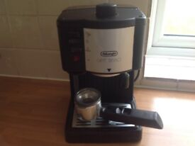 Deloghi coffee maker for sale