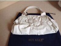 Bulaggi White Handbag - new unwanted gift.