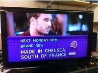 """Samsung 40"""" lcd for sale at Morley tv sales, Morley, LEEDS"""
