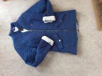 Ladies Barbour padded jacket.