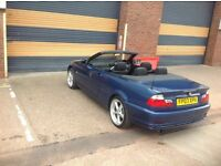 2003 BMW 318 ci CONVERTIBLE FULLY LOADED