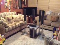 Sony Home Theatre System - incl Speakers, sub-woofer, dvd