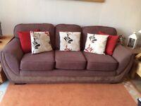3 x seater sofa