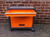 RAC/Halfords type roller tool chest